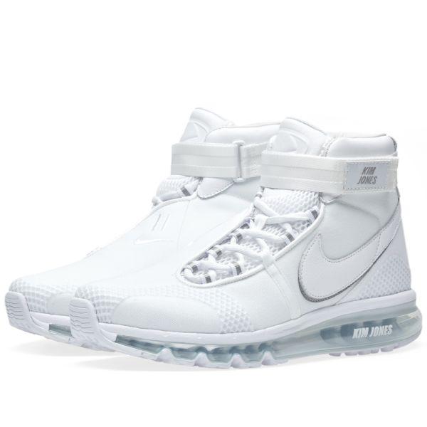 Nike x Kim Jones Air Max 360 Hi White