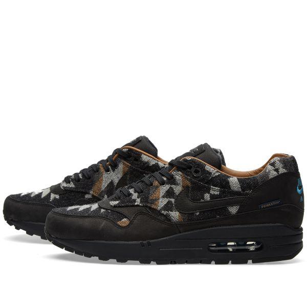 Nike x Pendleton Air Max 1 QS Black
