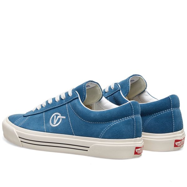 navy blue suede vans