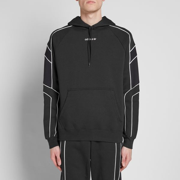 Adidas EQT Outline Hoody Black | END.