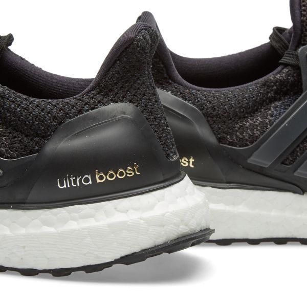 all black adidas ultra boost womens