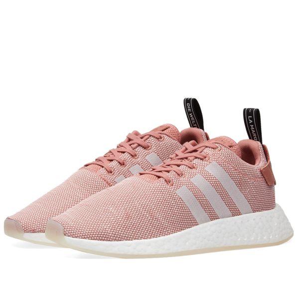 Adidas NMD_R2 W Ash Pink, Crystal