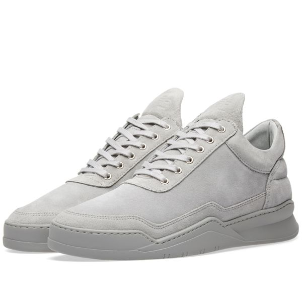 Filling Pieces Low Top Sneaker Ghost