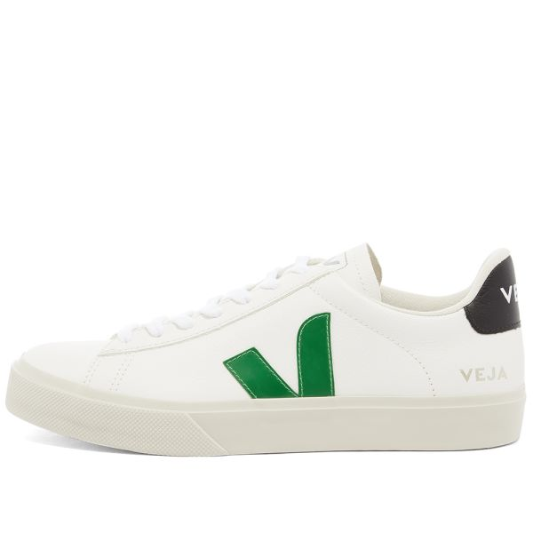 Veja Campo Sneaker White \u0026 Green   END.
