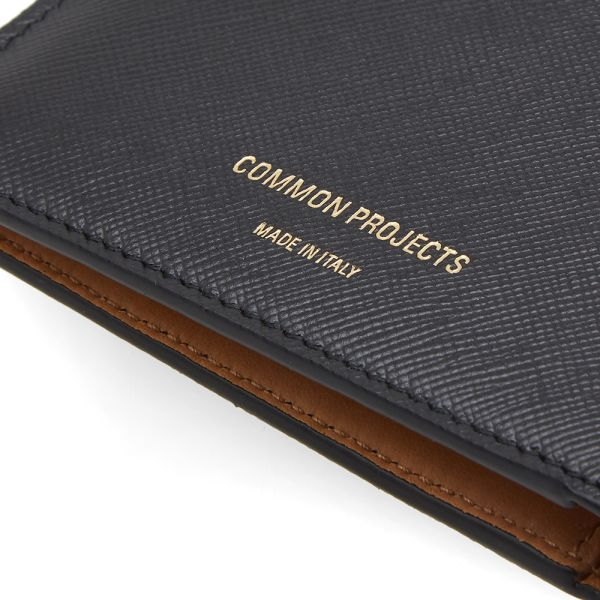 Common Projects Standard Wallet Black