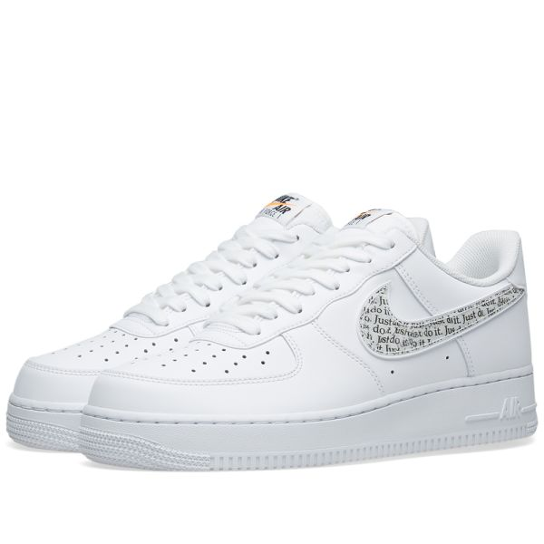 Nike Air Force 1 '07 'Just Do It'