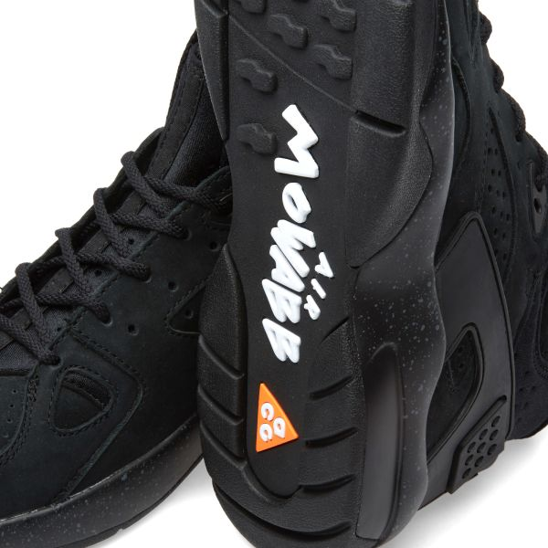 Nike Mowabb OG Black, White & Total Orange | END.
