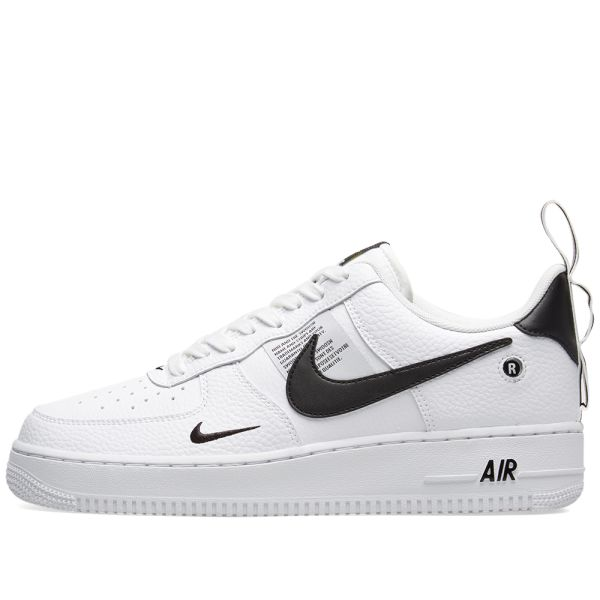 Nike Air Force 1 Utility WhiteBlack For Sale