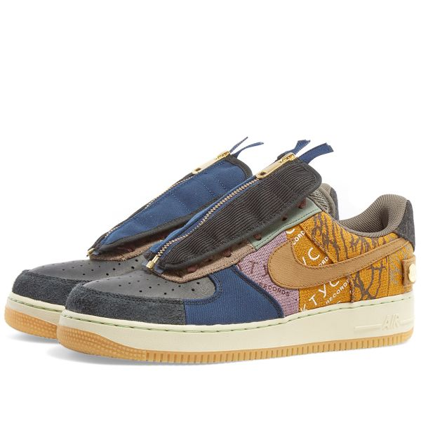 classic fit new high quality new release Nike x Travis Scott Air Force 1