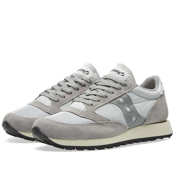 Saucony Jazz Original Vintage Wild Dove \u0026 Grey | END.