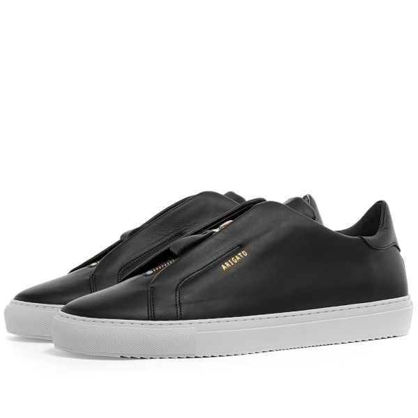 axel arigato clean 90 sneaker black leather