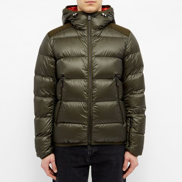 Moncler green vest time point investment limited
