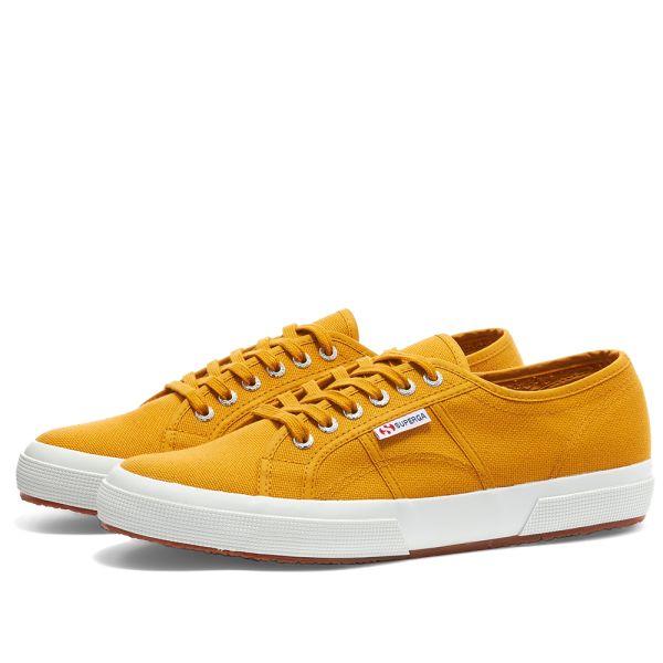 Superga 2750 Cotu Classic Yellow Golden