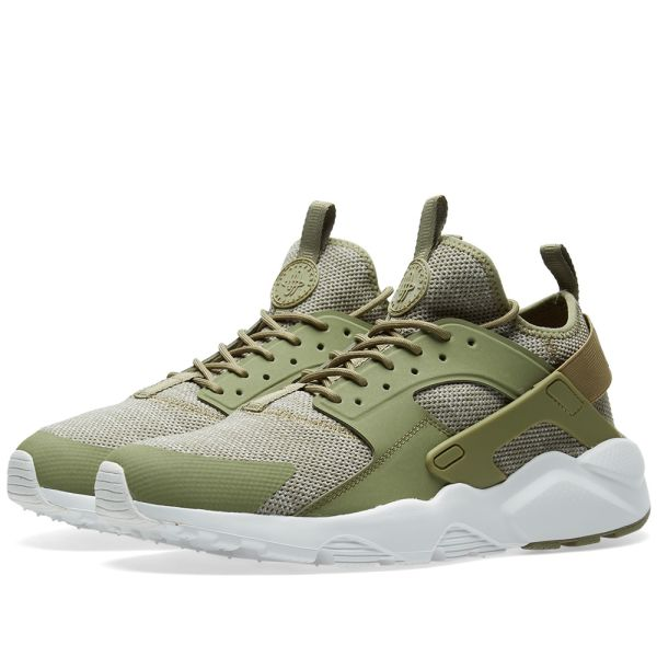 free delivery best to buy Nike Air Huarache Run Ultra BR Trooper & Summit White | END.