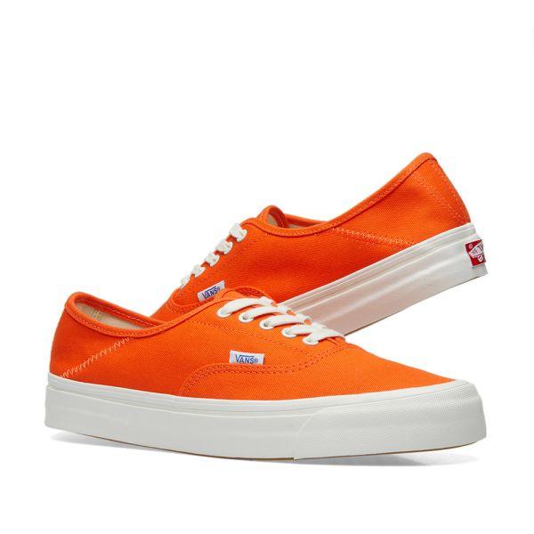 Vans Vault OG Style 43 LX Red Orange