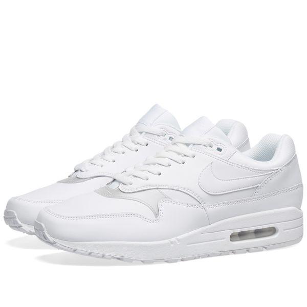 Nike Air Max 1 W White | END.