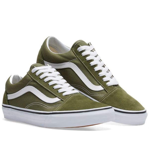 sells top brands sale Vans Old Skool Winter Moss & True White | END.