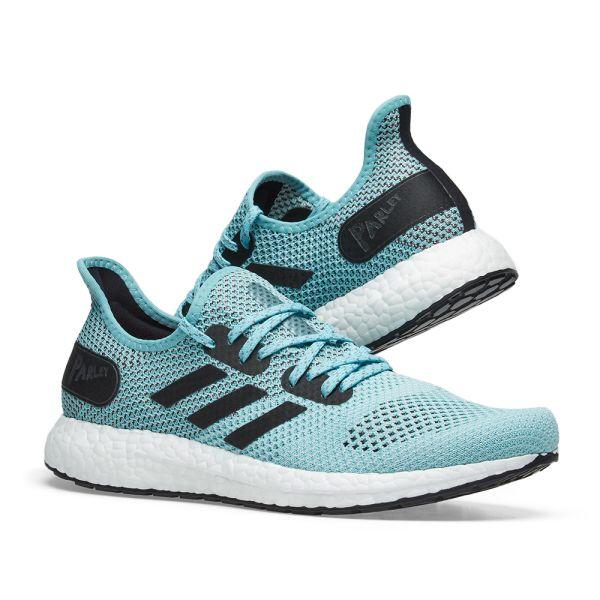 Adidas x Parley Speedfactory AM4LA Blue