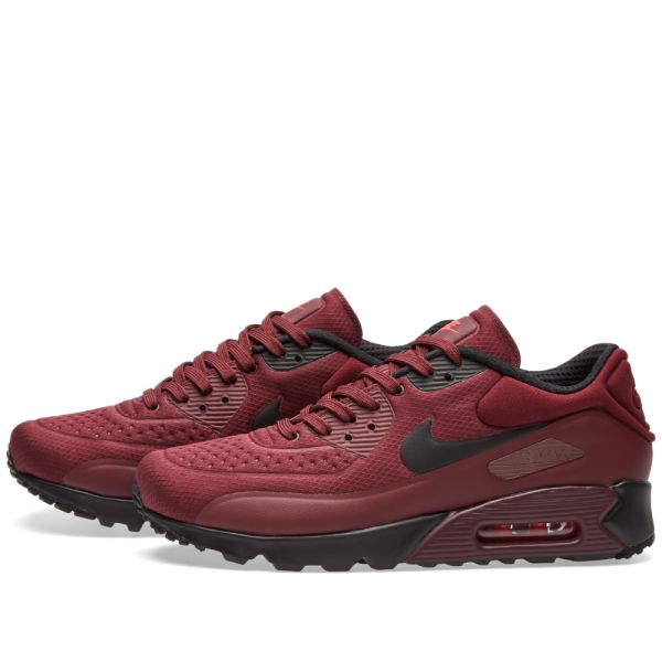 nike air max 90 ultra se maroon