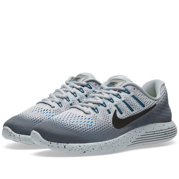 Nike Lunarglide 8 Shield Wolf Grey