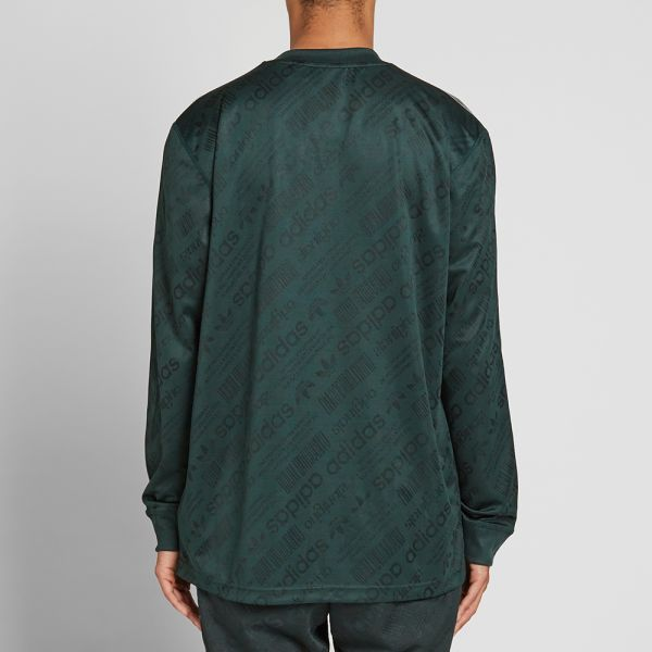 unique design new arrivals so cheap Adidas Originals by Alexander Wang Long Sleeve Soccer Jersey