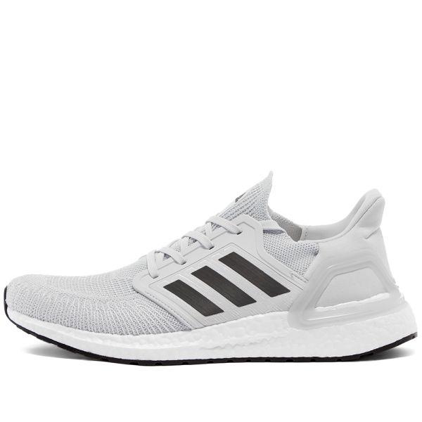Adidas Ultra Boost 20 Dash Grey \u0026 White