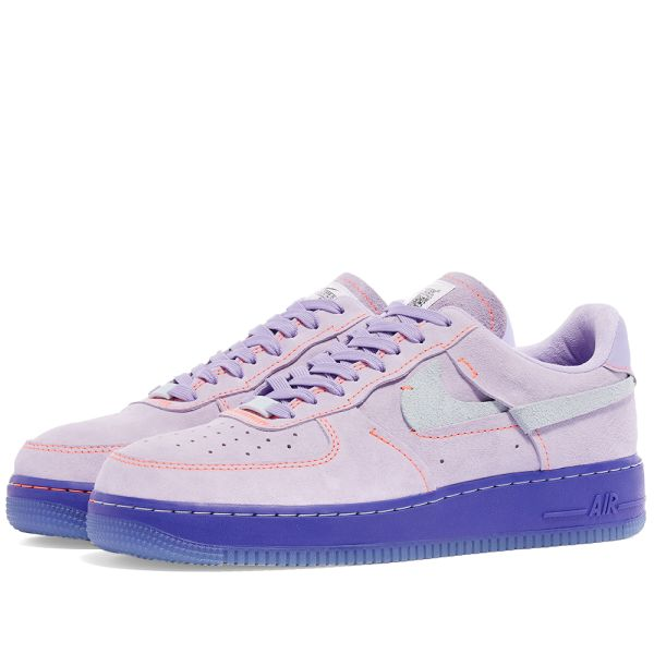 Nike Air Force 1 '07 LXX W Purple Agate \u0026 Teal Tint | END.