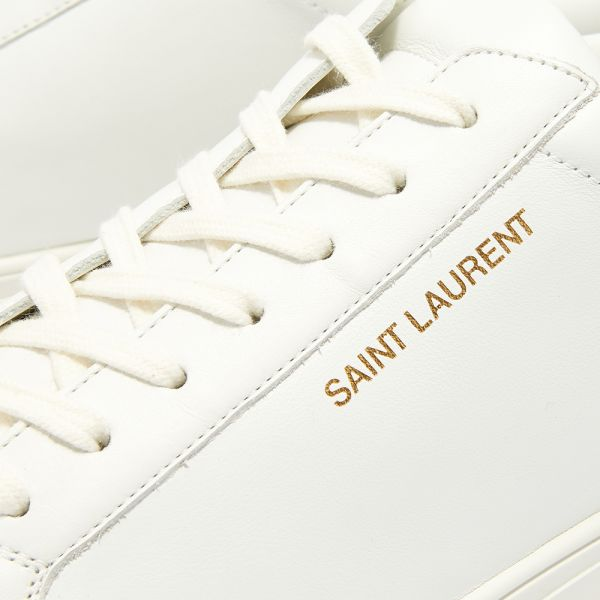 Andy Low Top Sneaker White