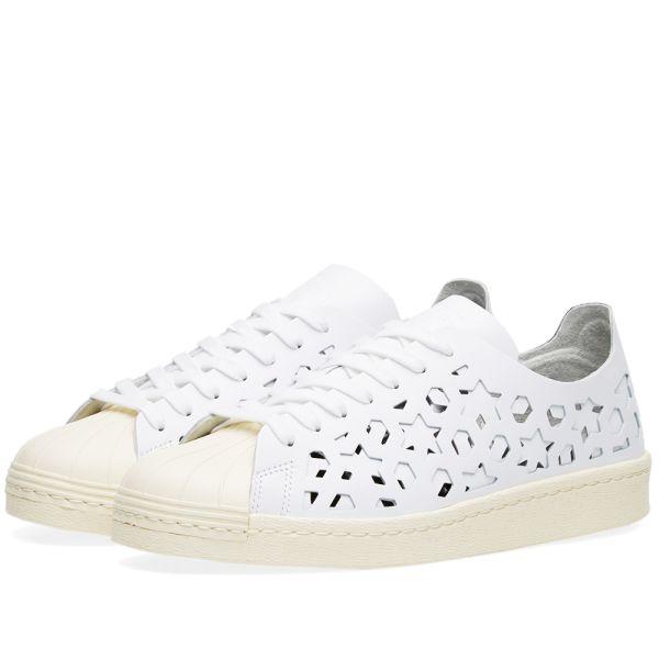 Adidas Superstar 80s White And Cream | Complex