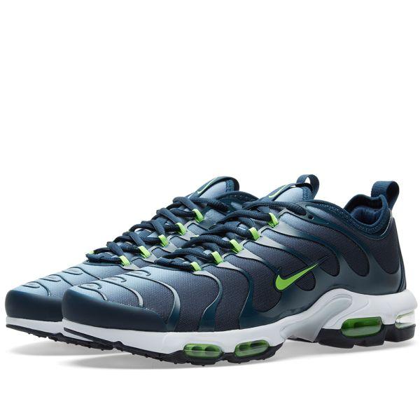 Acquista Nike Cheap Air Max 2017 Ultra Blue And Green