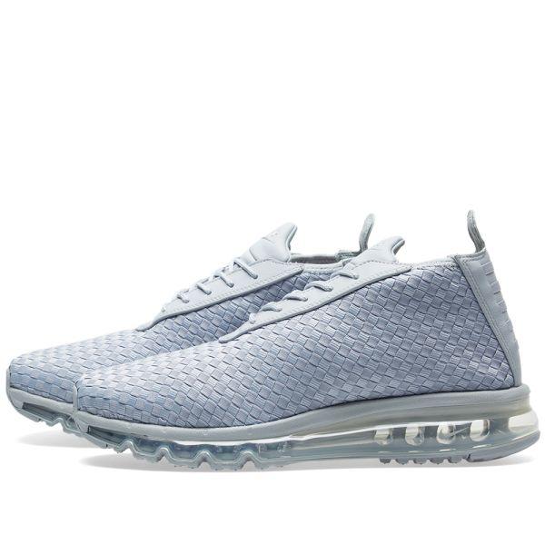 nike air max woven boot grey