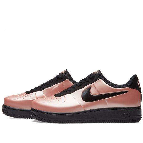 Nike Air Force 1 Foamposite Pro Cup 'Coral Stardust & Black