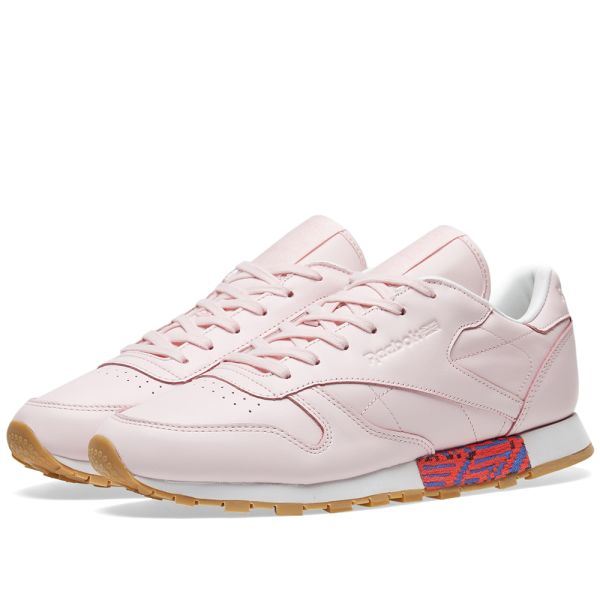 Reebok Women's Classic Leather 'Old Meets New'