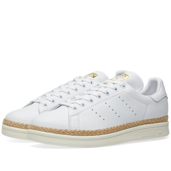 Adidas Stan Smith New Bold W White & Off White | END.