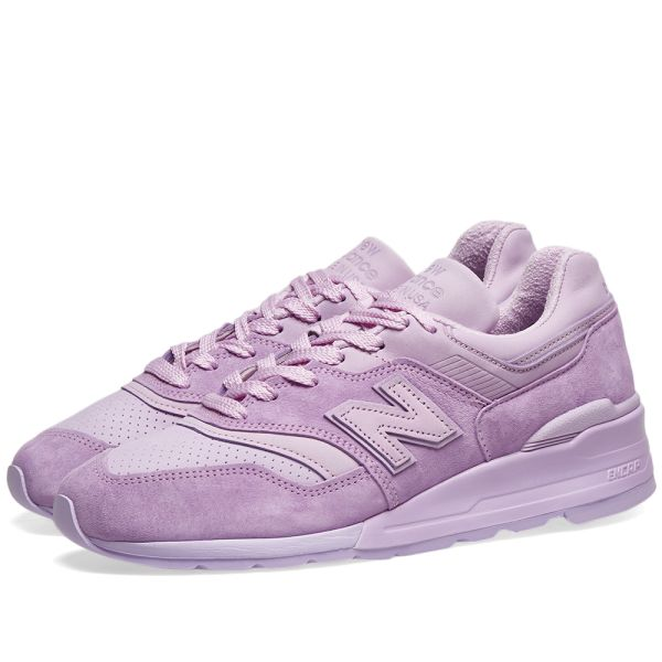 new balance lilac
