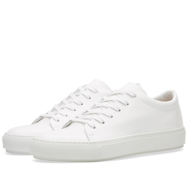 Acne Studios Adrian Sneaker White | END.