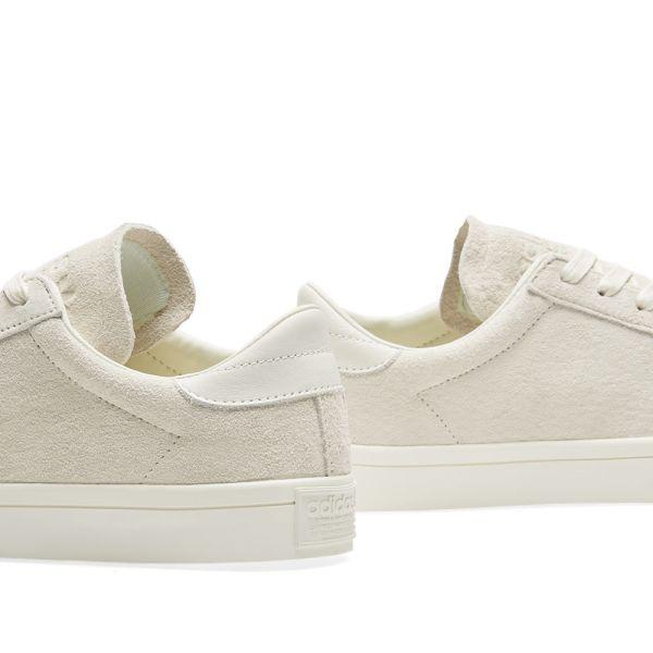 Adidas CourtVantage Off White | END.