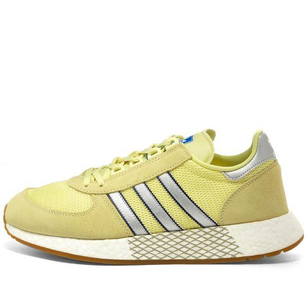 Adidas Marathon Tech Samstag Yellow