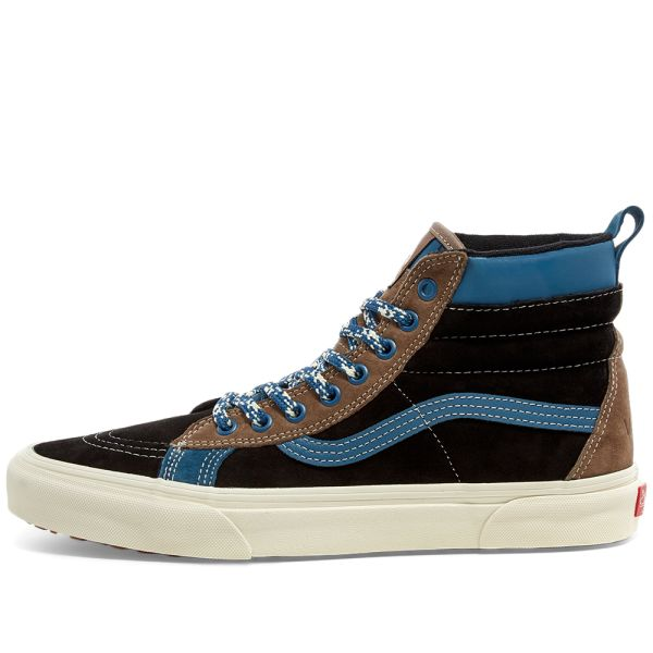 Bark Fashion-Sneakers Mens Turquoise