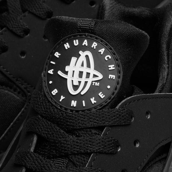esfera Duplicación Anual  Nike Air Huarache 'Triple Black' Black   END.