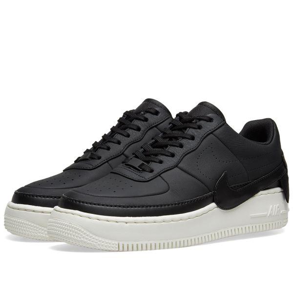 nike air force 1 jester xx w black black black