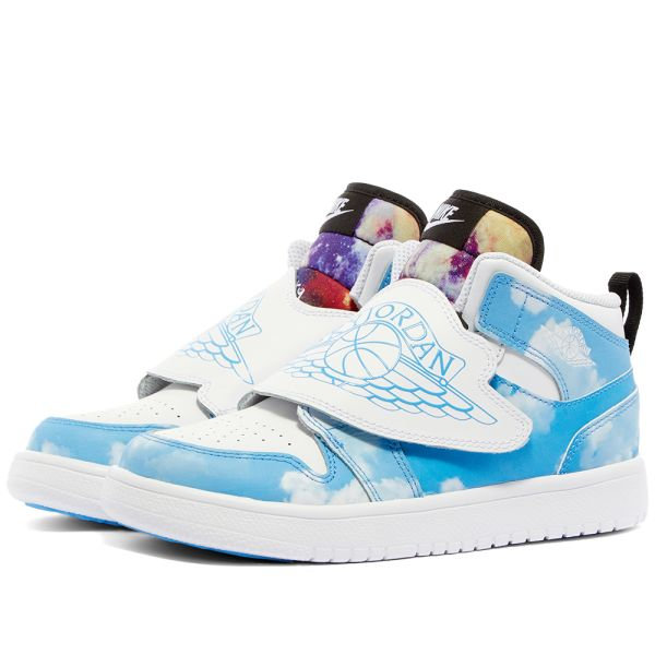 Air Jordan 1 Sky Fearless Ps University Blue White End