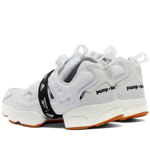 Reebok x Adidas Instapump Fury Boost