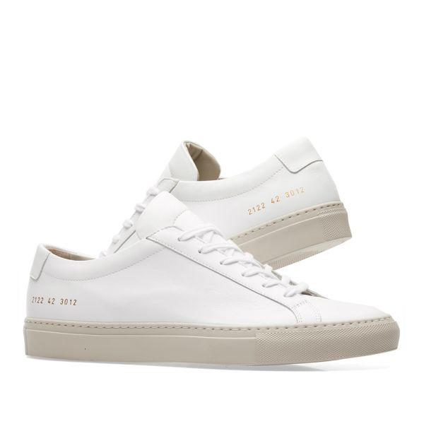 Common Projects Achilles Low Coloured