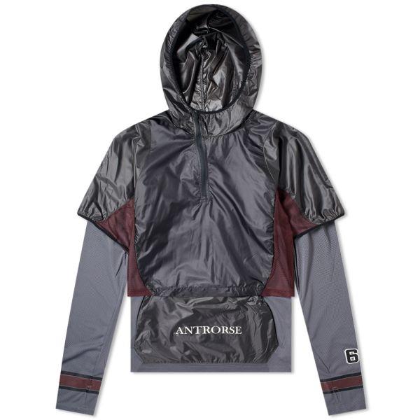 NIKELAB X UNDERCOVER Gyakusou Windbreaker Jacket for Running