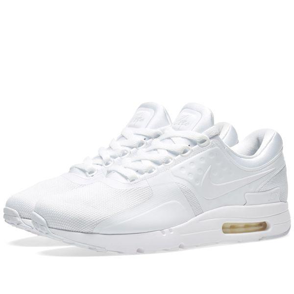 air max zero essential white