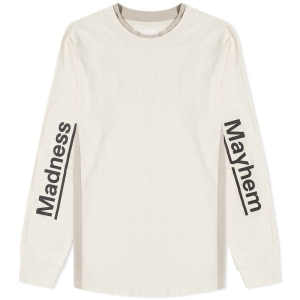 adidas Mens Pro Madness Long sleeve Tee