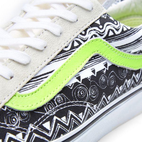 Vans Style 36 Lx, stussy creme stripes, 13: