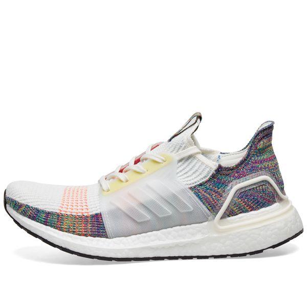 Adidas Ultra Boost XIX 'Pride' White