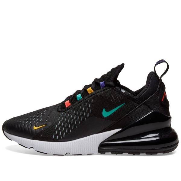 "Sneaker Deals | Nike Air Max 270 ""Black Crimson"" : Sale"